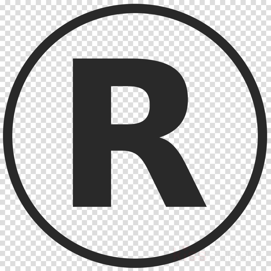 Logo marca registrada download free clip art with a.