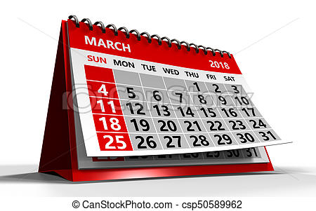 March 2018 Stock Illustration Images. 2,045 March 2018.