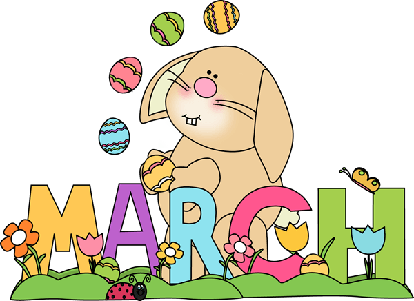 Free Month March Cliparts, Download Free Clip Art, Free Clip.