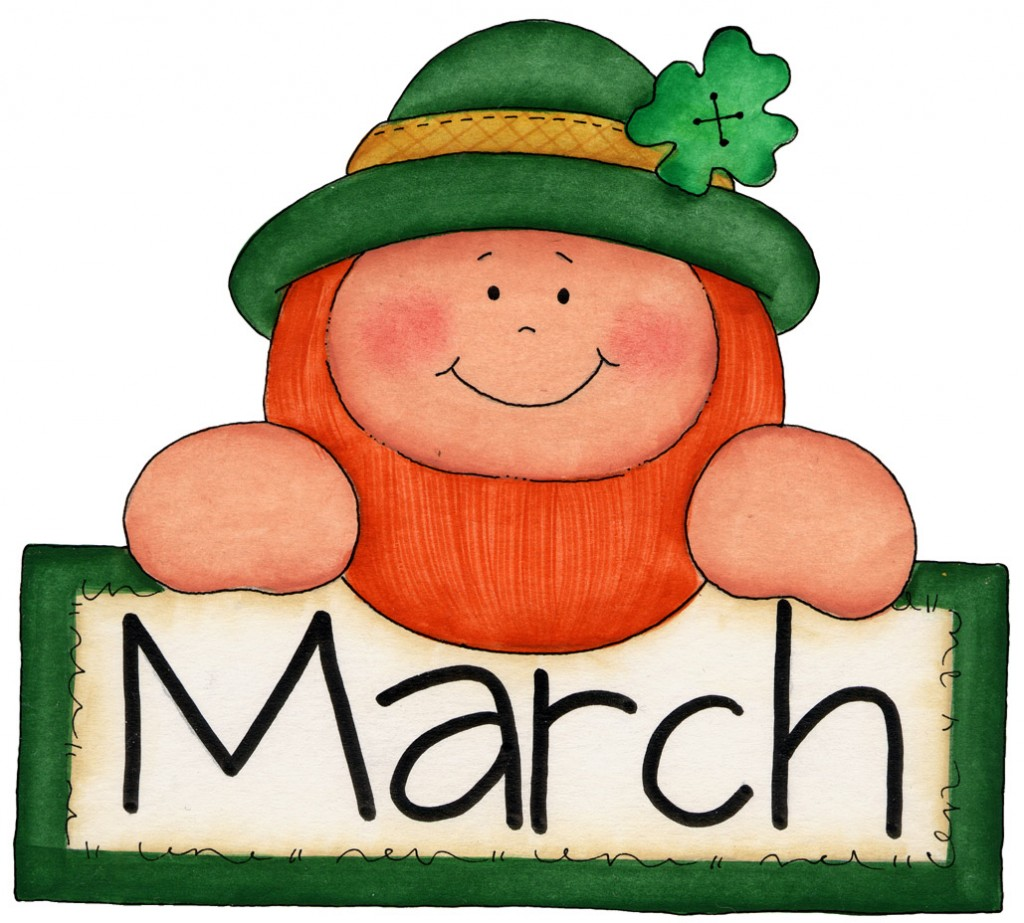 Free march clipart.