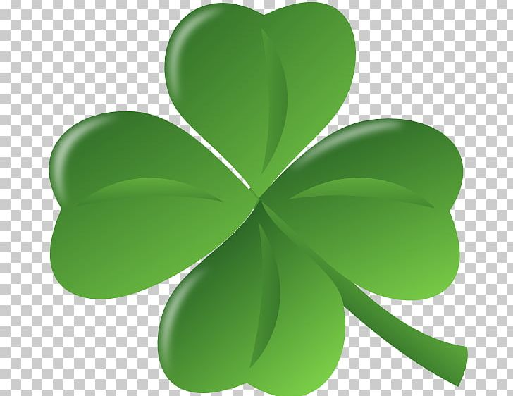 Saint Patrick's Day March 17 Irish People Shamrock PNG.