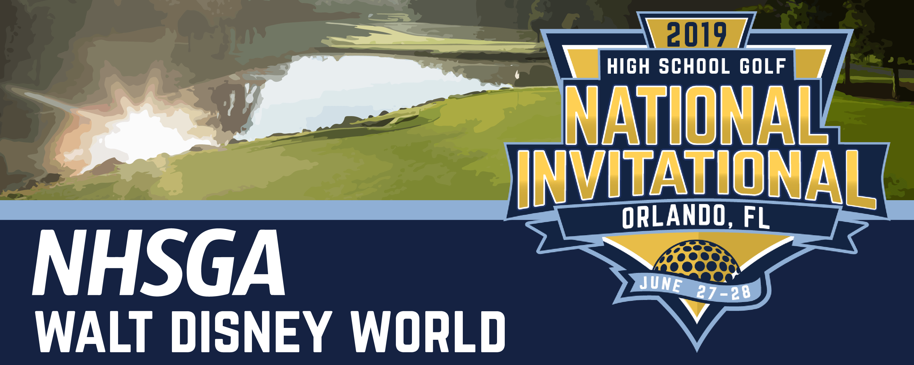 2019 High School Golf National Invitational.
