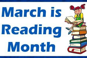 Reading month clipart 6 » Clipart Portal.