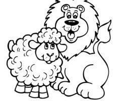 March lion lamb clipart 4 » Clipart Portal.
