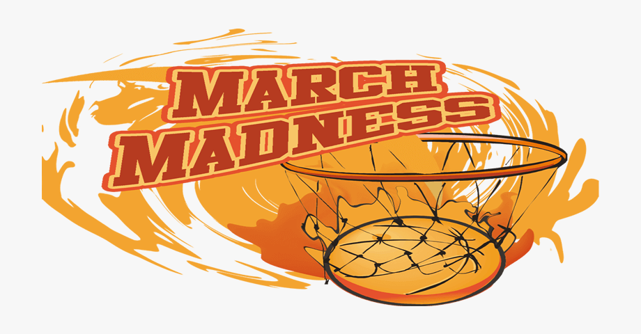March Madness Clipart.