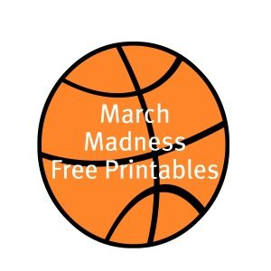 Basketball clipart march madness, Basketball march madness.