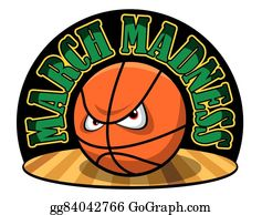 March Madness Clip Art.