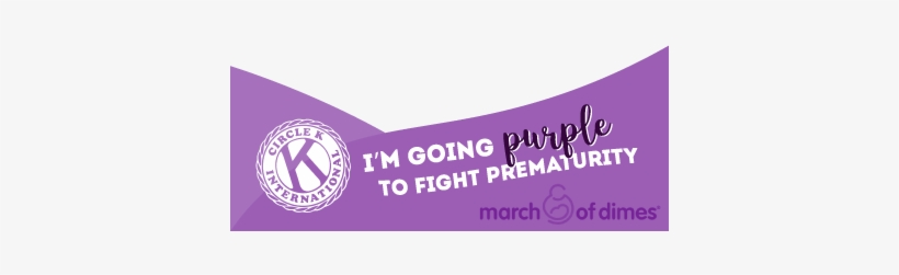 November Is Prematurity Awareness Month Join March.