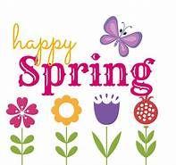 spring fling clipart.