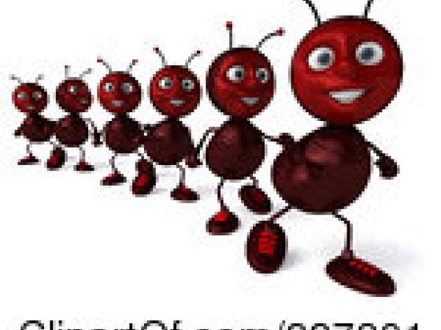 Marching ants clipart 6 » Clipart Station.