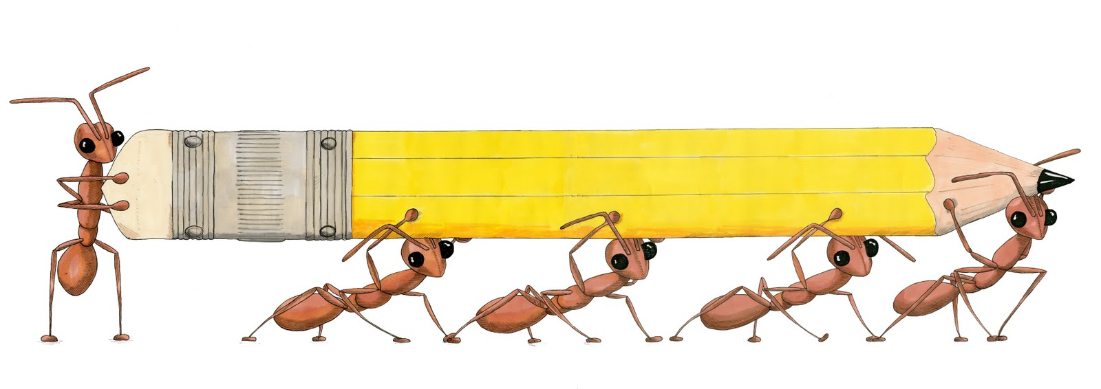 Marching Ants Clip Art N15 free image.