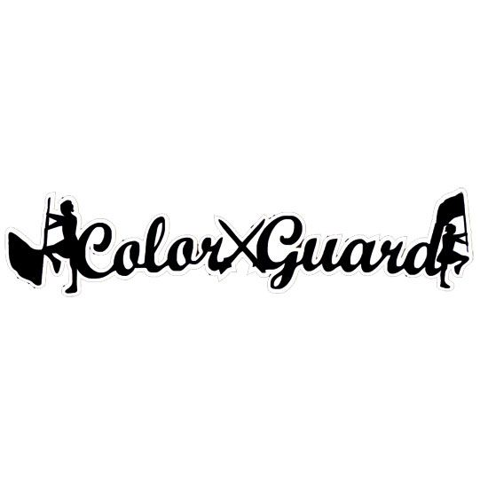 Colorguard And when you are old.