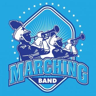 Marching Band Vectors, Photos and PSD files.