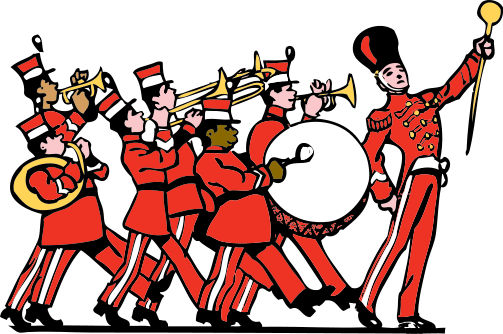 marching band.