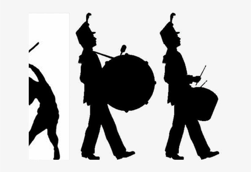 Band Clipart Silhouette.