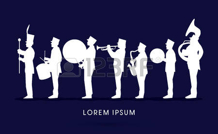 307 Marching Band Stock Illustrations, Cliparts And Royalty Free.
