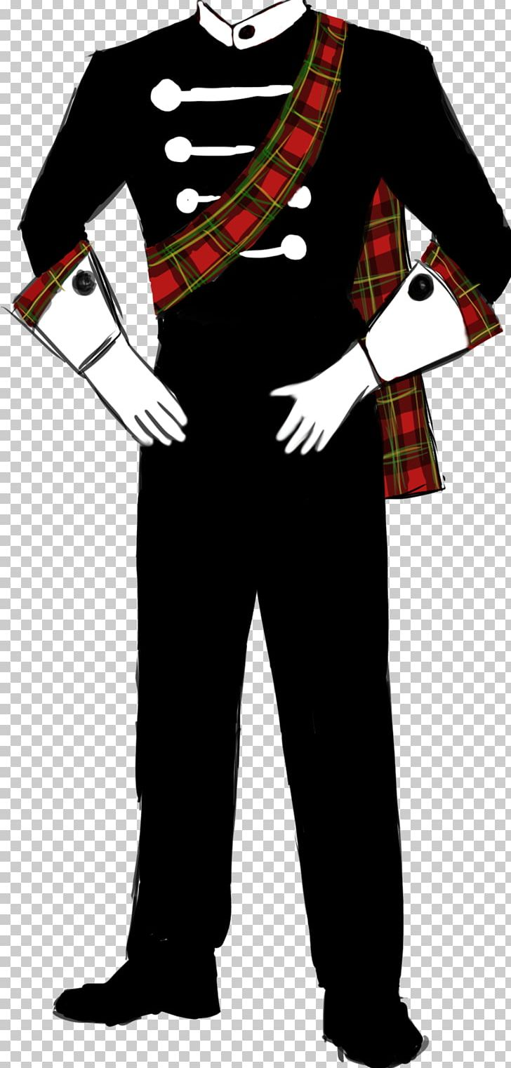 Marching Band Uniform Musical Ensemble Costume Drawing PNG.