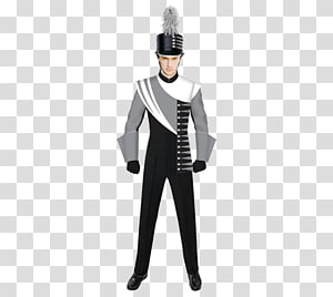 Marching Band transparent background PNG cliparts free.
