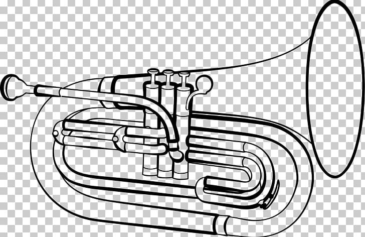 Baritone Horn Marching Euphonium Drawing PNG, Clipart, Alto.