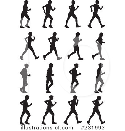 Marching Clipart #231993.