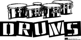 Download tenor drum clip art clipart Snare Drums Marching.