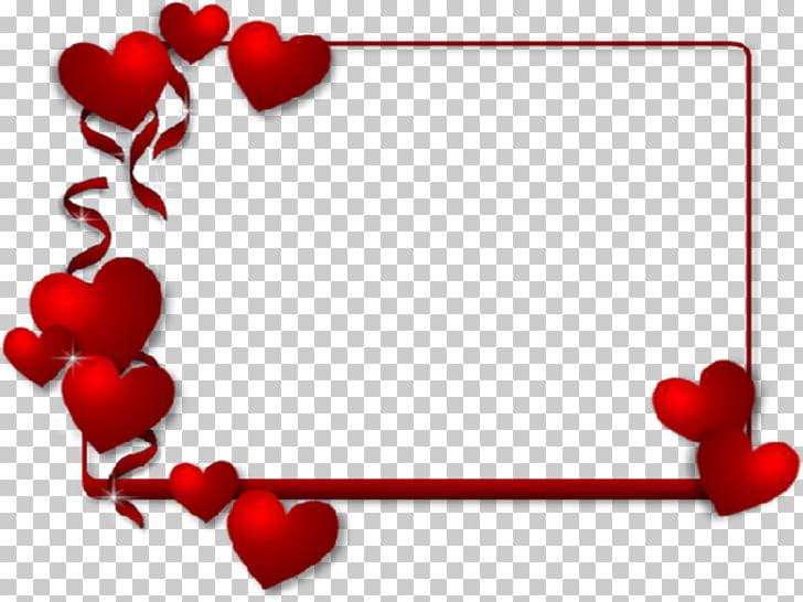 Corazones rojos, marcos de día de san valentín papel de.