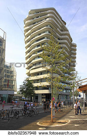 "Pictures of ""Marco Polo Tower on Strandkai in HafenCity in the."