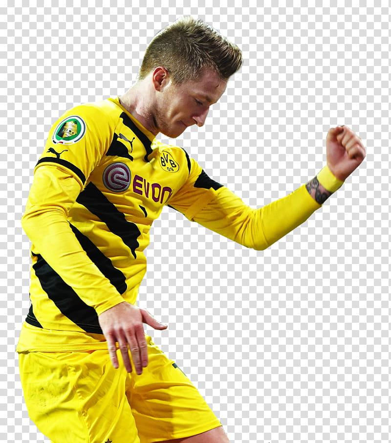 Cartoon Football, Marco Reus, Borussia Dortmund, Fifa.