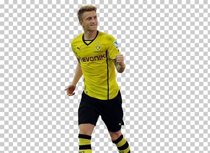 Marco Reus Borussia Dortmund Rendering Reus Esport I Lleure.
