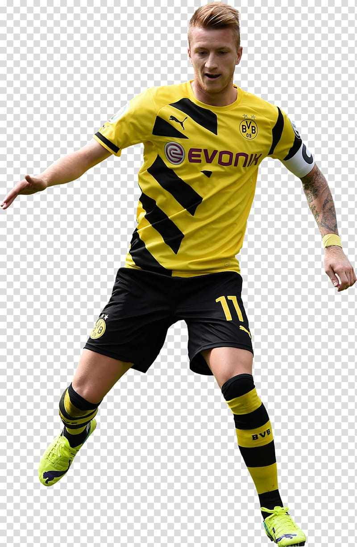 Marco Reus Borussia Dortmund Bundesliga Football player.