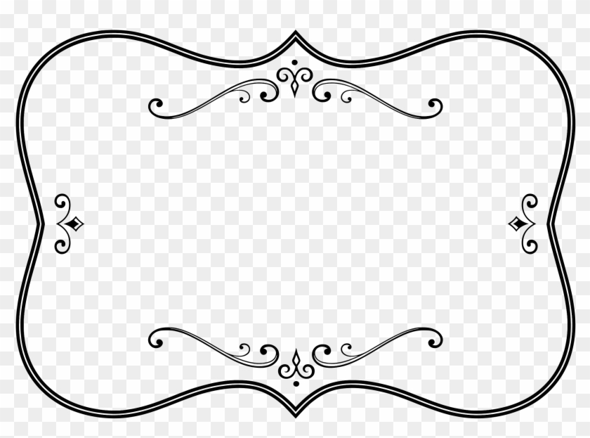 White Frame Png Photo.