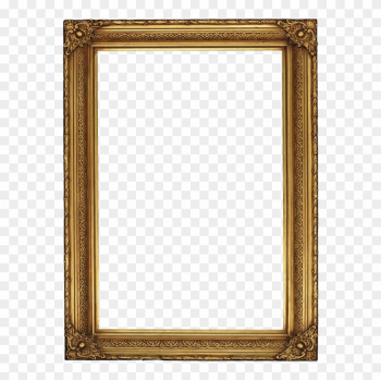 Marcos , square red frame transparent background PNG clipart.