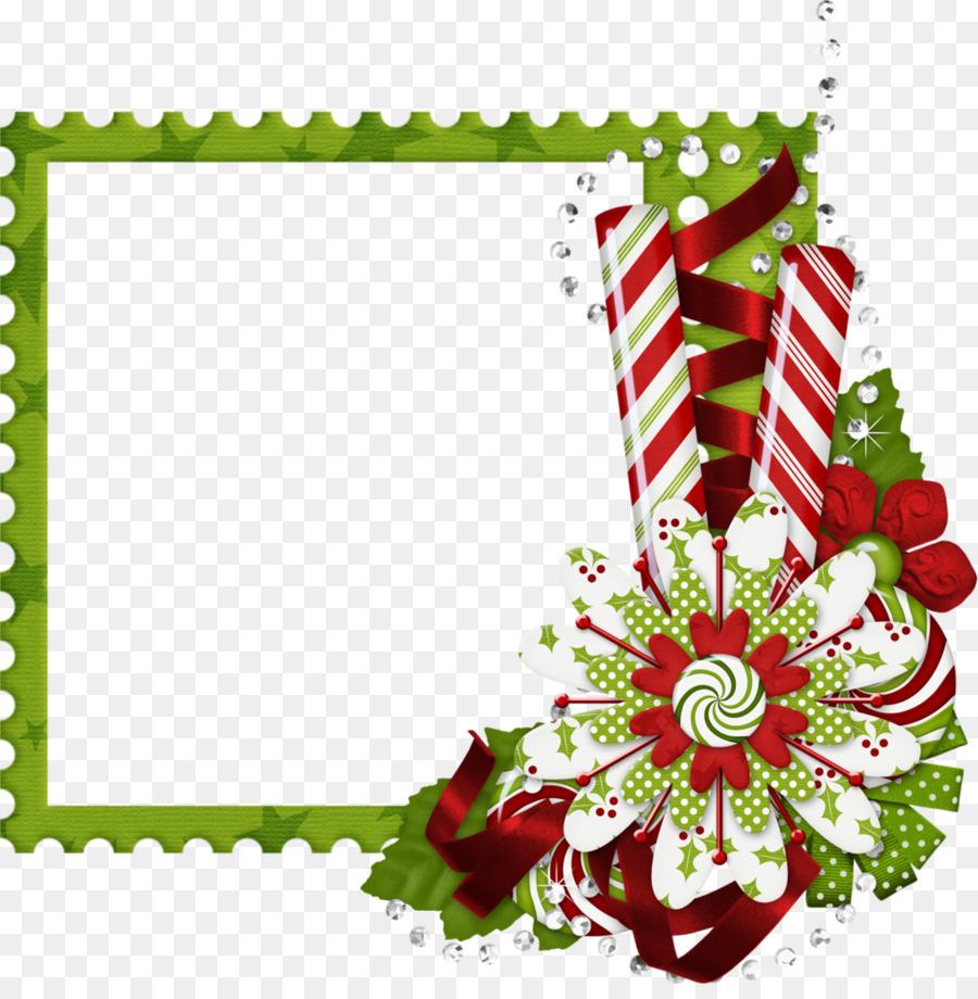 Christmas Tree Border clipart.