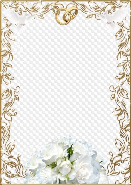 Marcos de boda.