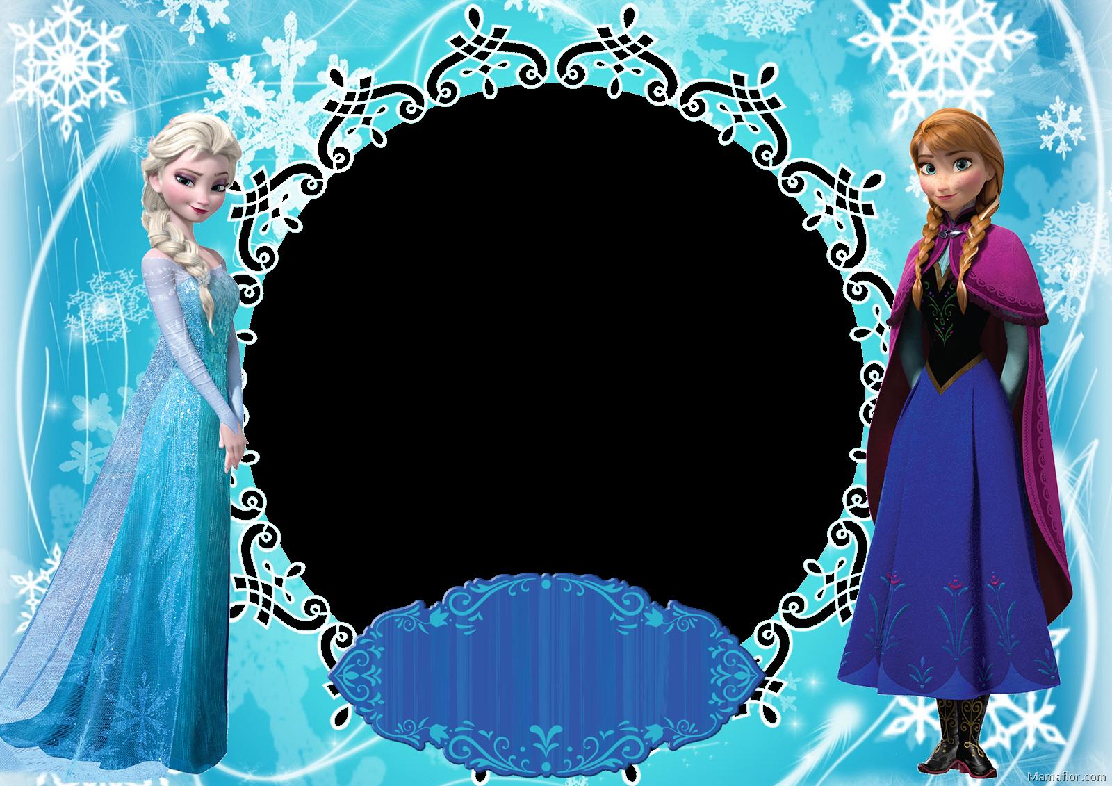 HD Marco Fotos Elsa Y Anna Frozen.