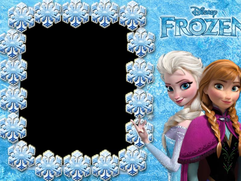 Marcos de frozen png 1 » PNG Image.