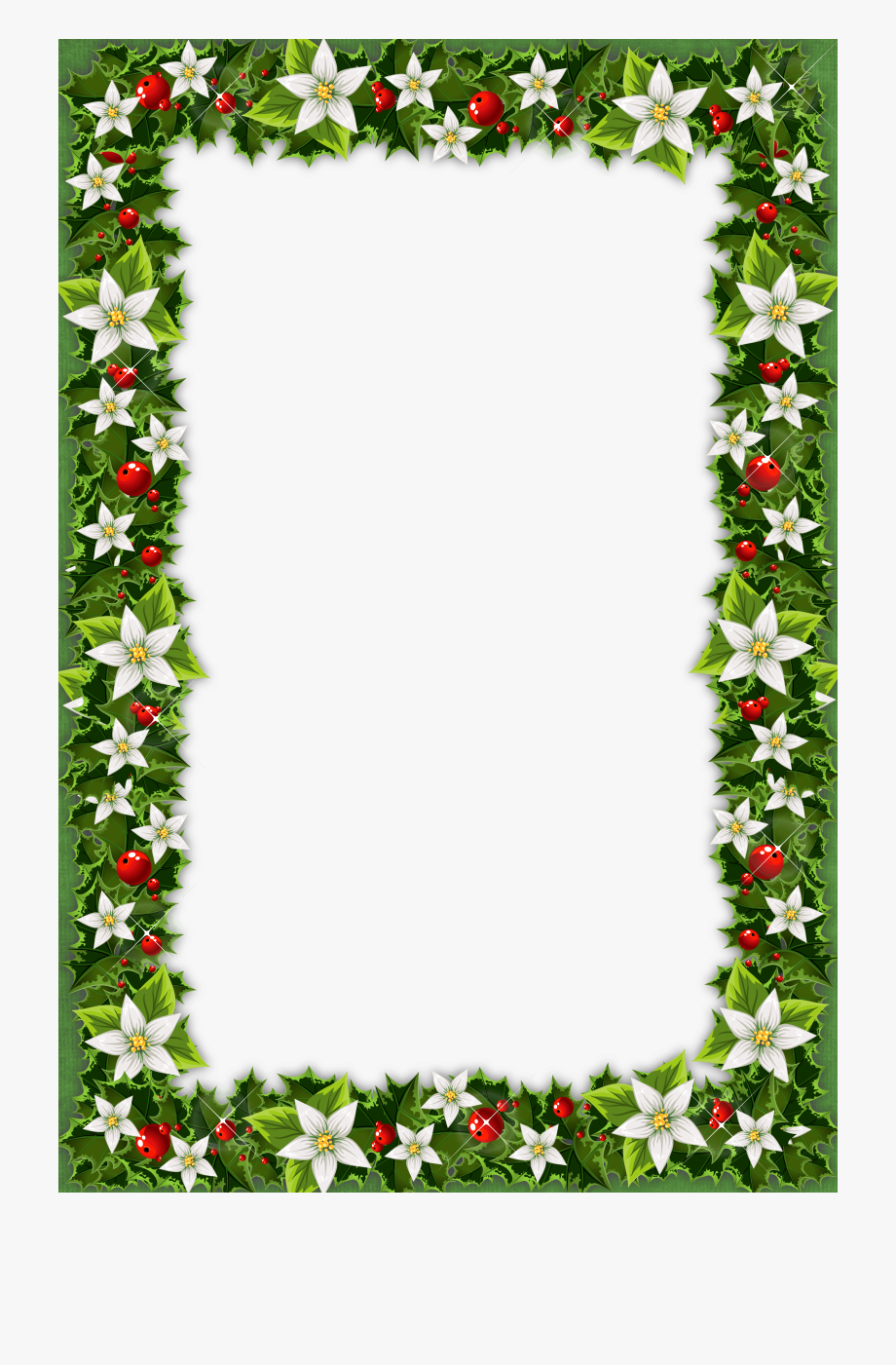 Free Christmas Vector Library Frames Techflourish.