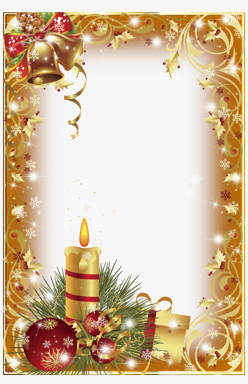Marcos De Navidad Vertical.