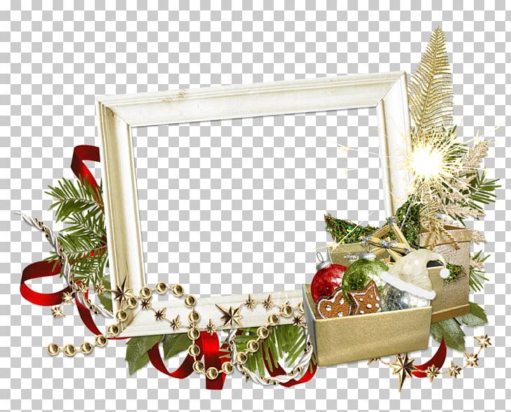 Marcos de navidad, noel PNG Clipart.