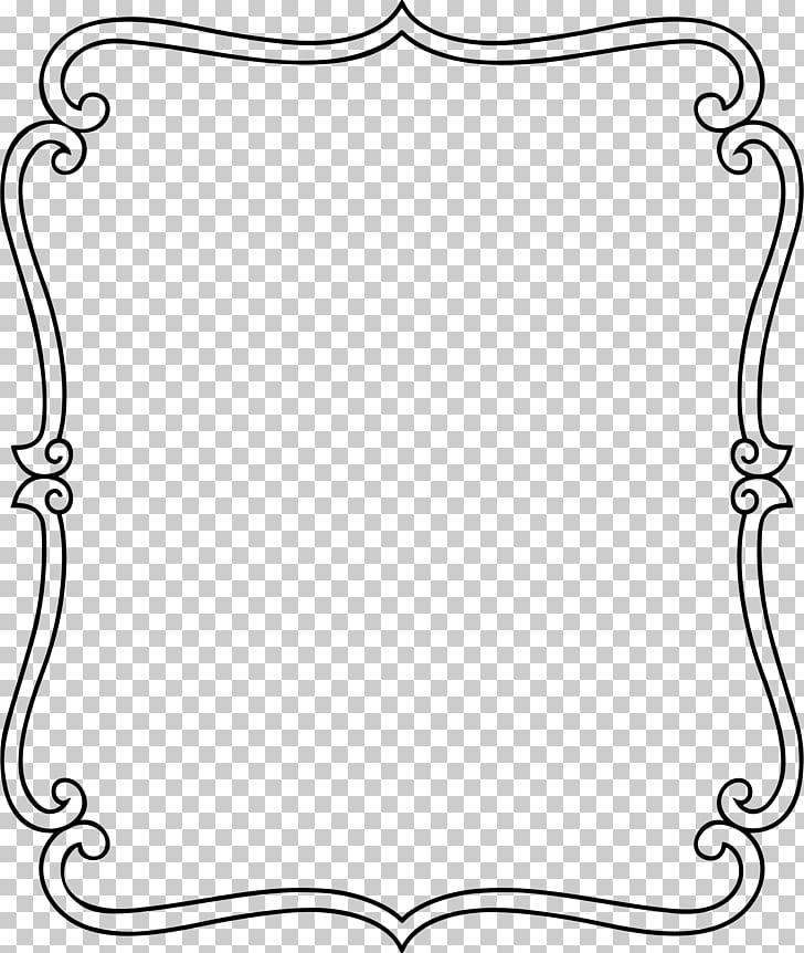 Marcos decorativos artes decorativos, ornamentales. PNG.
