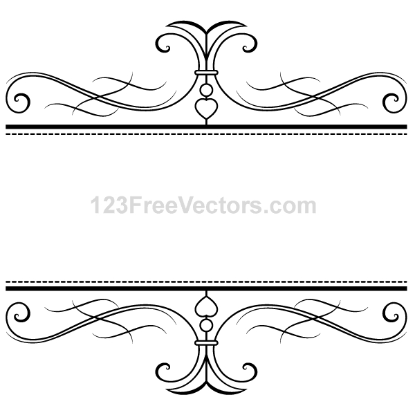 Marcos ornamentales png » PNG Image.