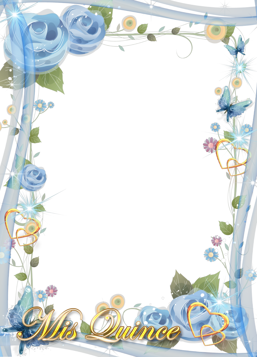 Floral Wedding Invitation Background clipart.