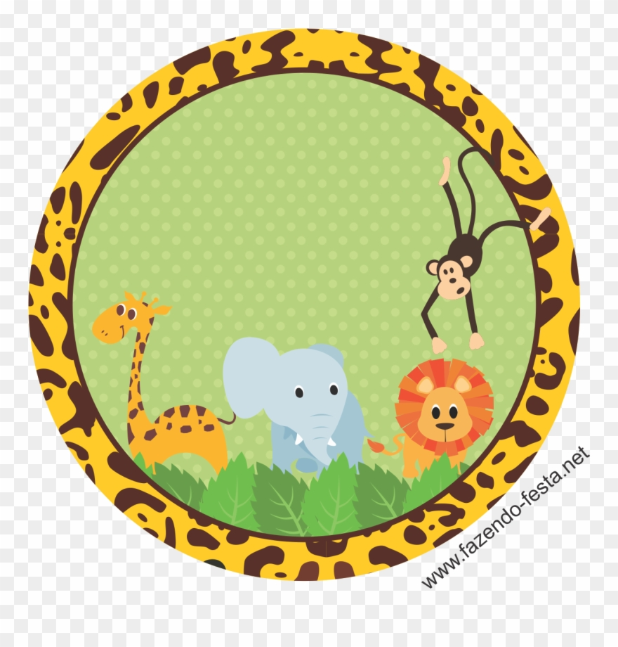 Feliz Cumpleaños Evans Nicolás Mi 1 Er Añito Safari.