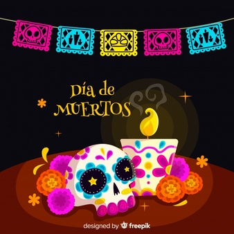 Dia De Los Muertos Vectors, Photos and PSD files.
