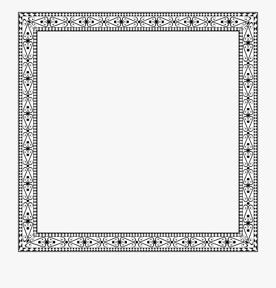 Download Marco Ornamental Clipart Decorative Borders.