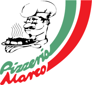 Marco Pizzeria Logo Vector (.EPS) Free Download.