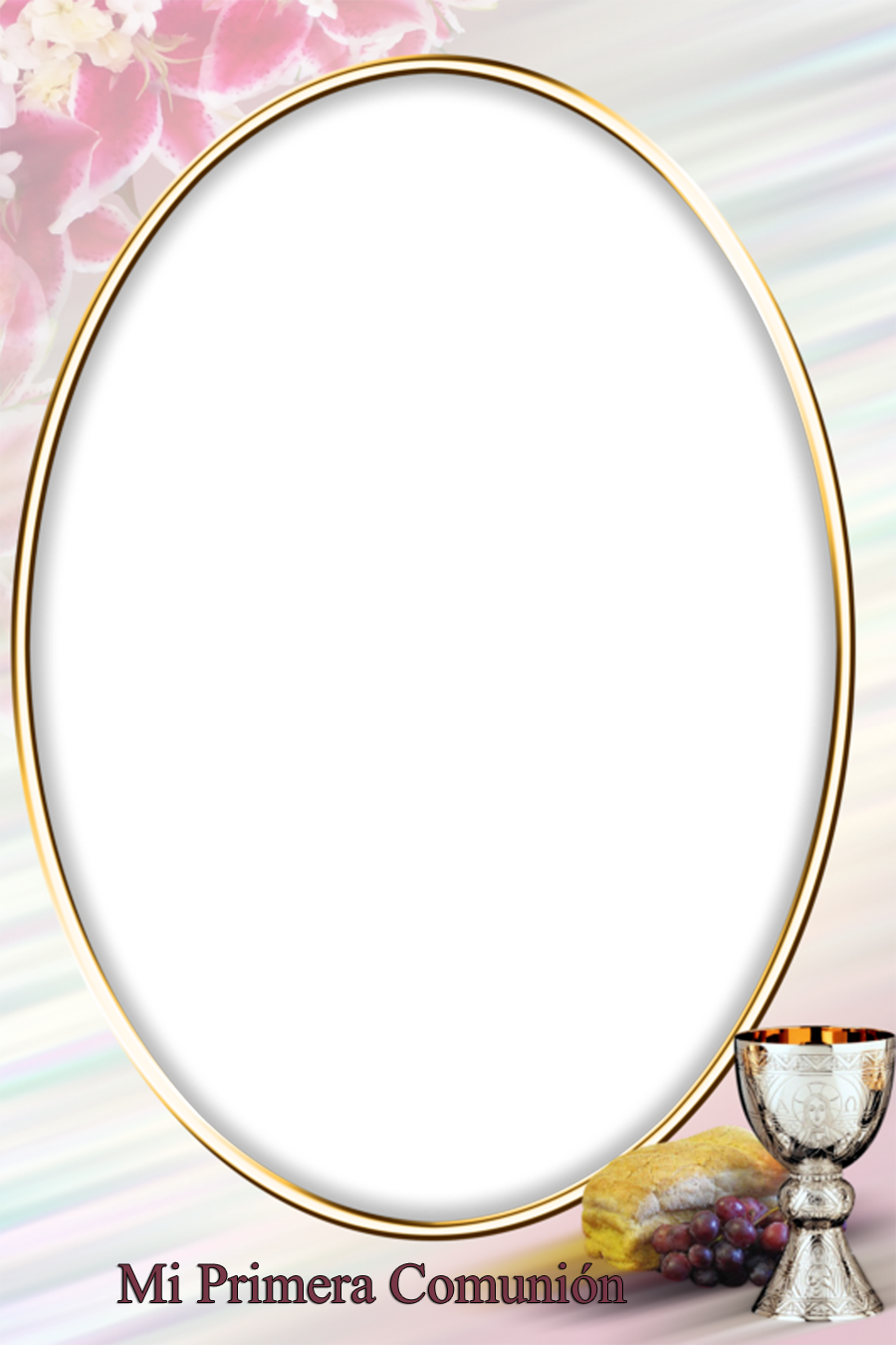 Circle Background Frame clipart.