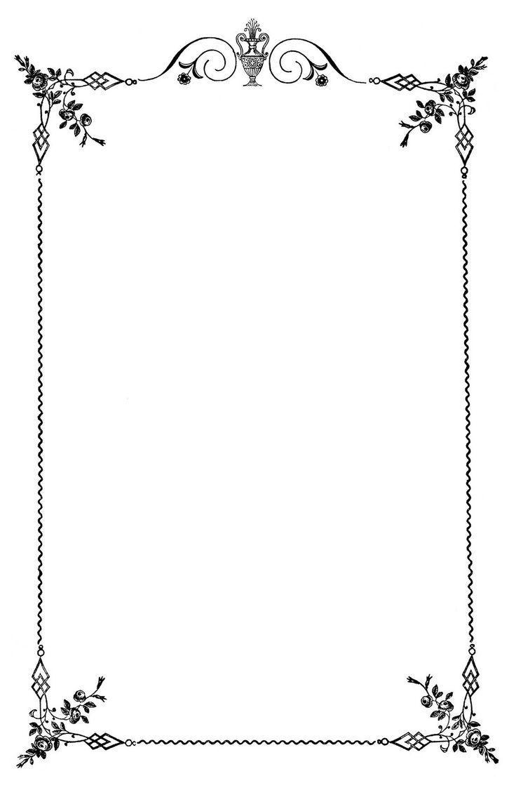 Resultado de imagen para marco para menu.