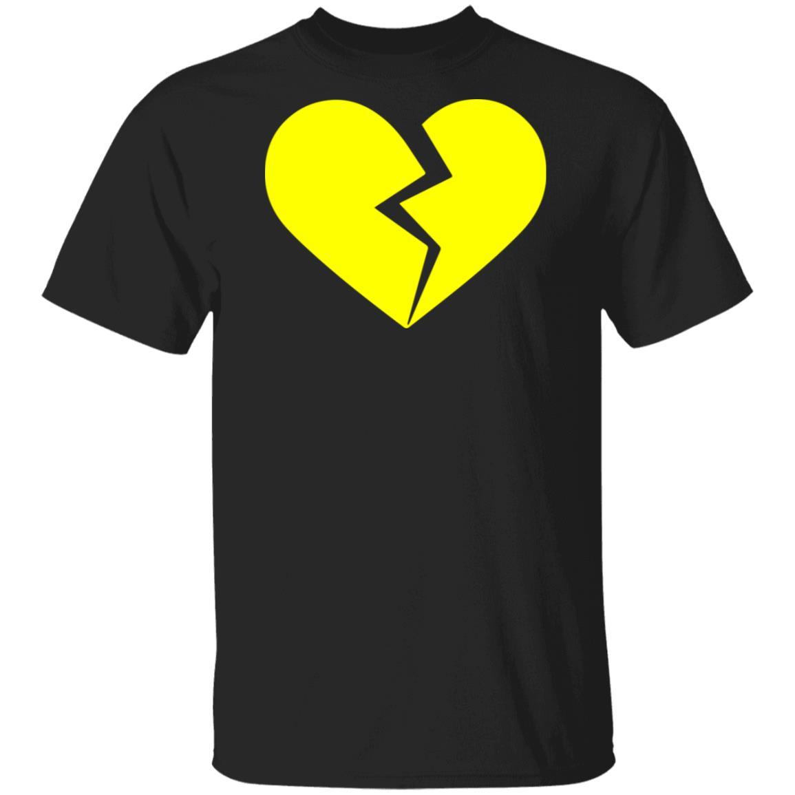 Marcus Lemonis Broken Heart Shirt Tank Hoodie.
