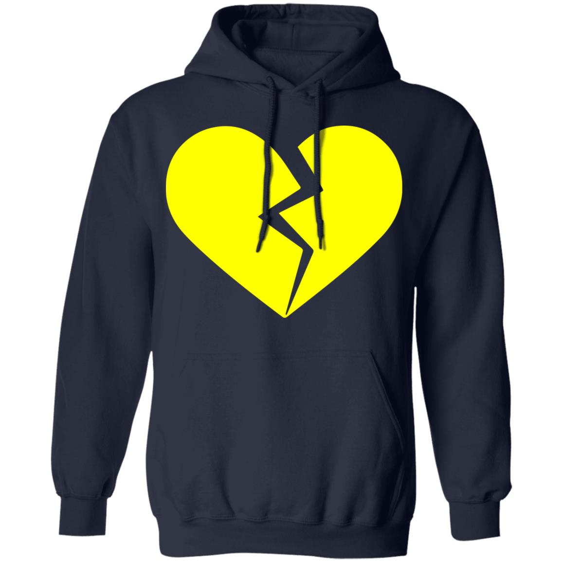 Marcus Lemonis Broken Heart Shirt, Long Sleeve, Hoodie.